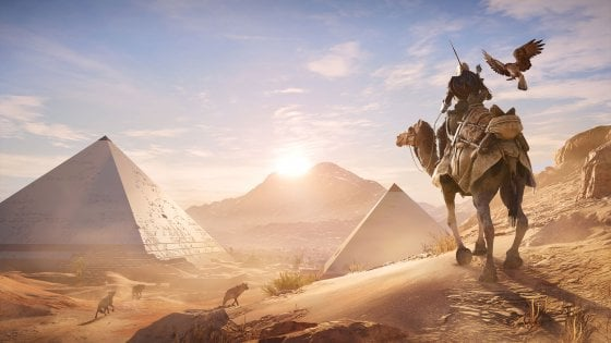 I migliori giochi a tema Egitto
