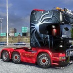 Come installare mod in Euro Truck Simulator 2