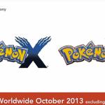 Annunciati Pokémon X e Pokemon Y per 3DS