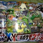 Quattro nuovi pokémon svelati da CoroCoro