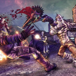 Borderlands 2, video gameplay su Krieg