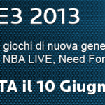 E3 2013: conferenza EA – streaming