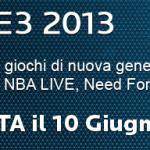 E3 2013: conferenza EA – streaming