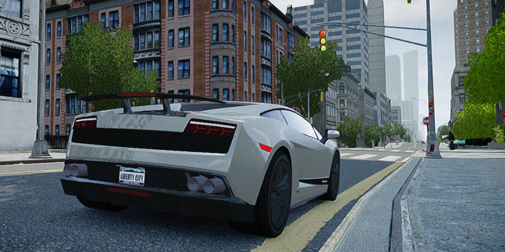 GTA IV - Mild ENB