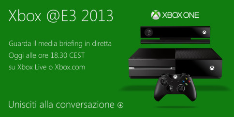 E3 2013 - conferenza Microsoft streaming