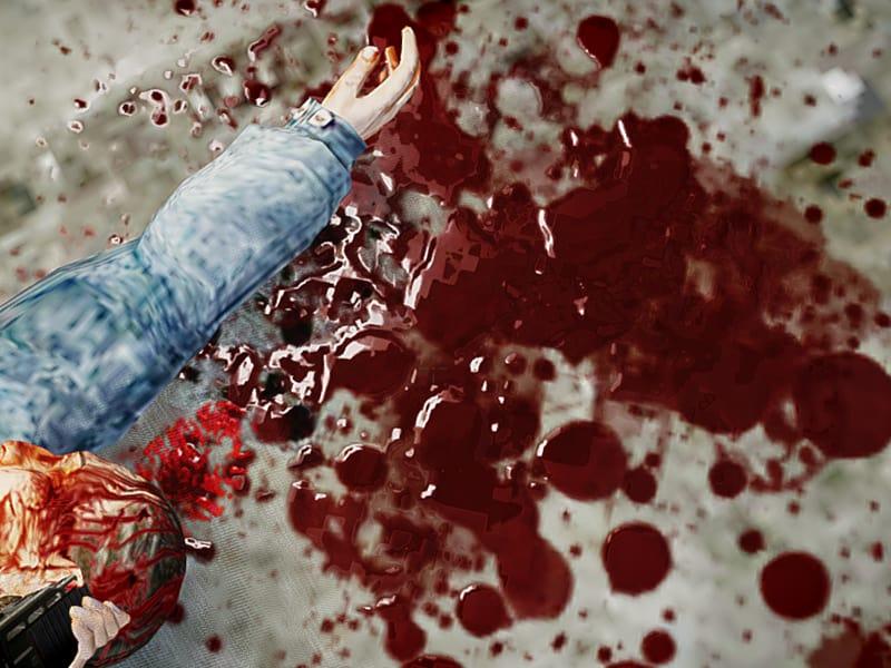 GTA IV - blood tweak