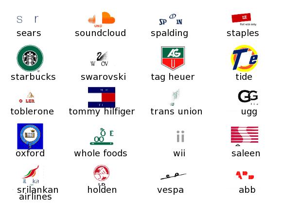 Logo Quiz  Word Games