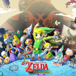 The Wind Waker HD: Bundle Wii U
