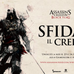 Gamescom: annunciata esibizione di speed drawing dedicata a AC 4