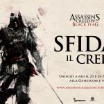 Gamescom: annunciata esibizione di speed drawing dedicata a AC 4