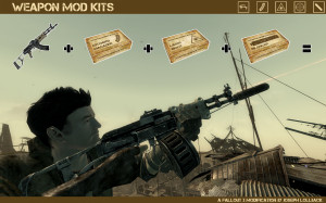 Fallout 3 Weapon Mod Kits