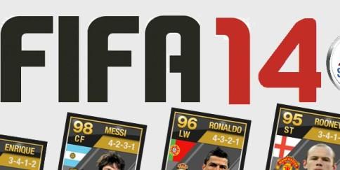 Elenco dei giocatori buggati della modalità Ultimate Team di FIFA 14
