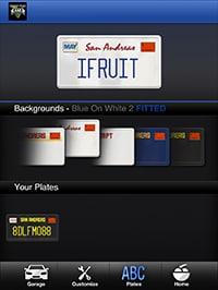 GTA 5: trucchi e cheats - app iFruit - Los Santos Customs (immagine 2)