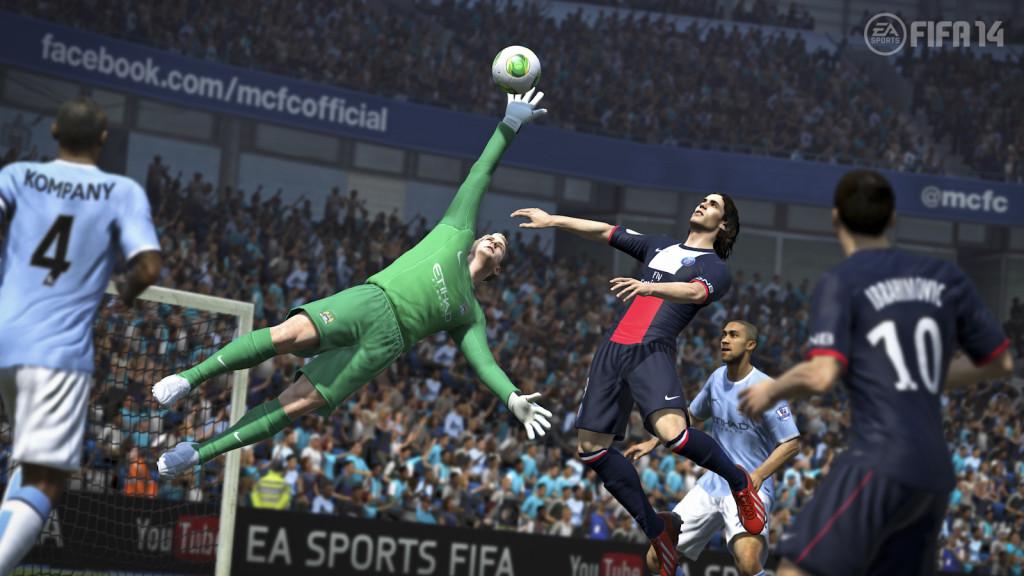 FIFA 14 giovani talenti - un buon portiere può fare la differenza