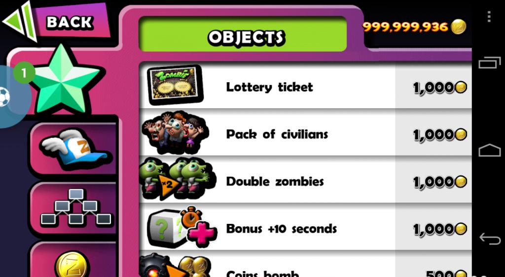 come avere i soldi infiniti su zombie tsunami