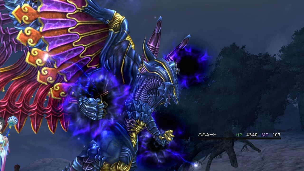 eoni di yuna FFX_X2HD-Remaster_FFX-Battle-2_1383577313