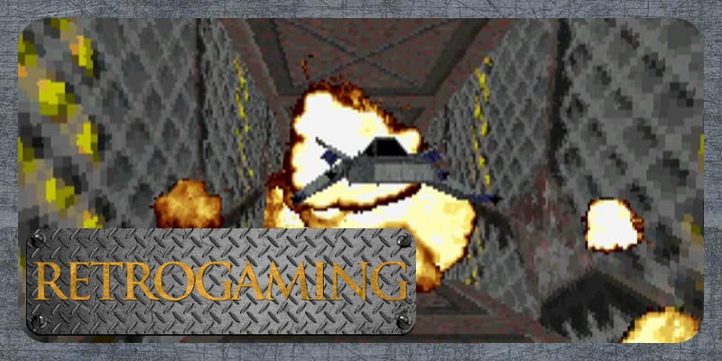 RetroGaming, puntata 19: Descent (1995; PC, PS1)