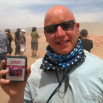 Trovate le mitologiche cartucce di E.T. sepolte nel deserto