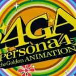 Persona 4 the Golden Animation rivelato