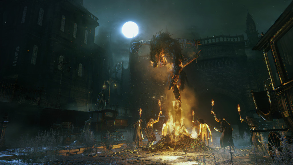 Bloodborne screenshot 3