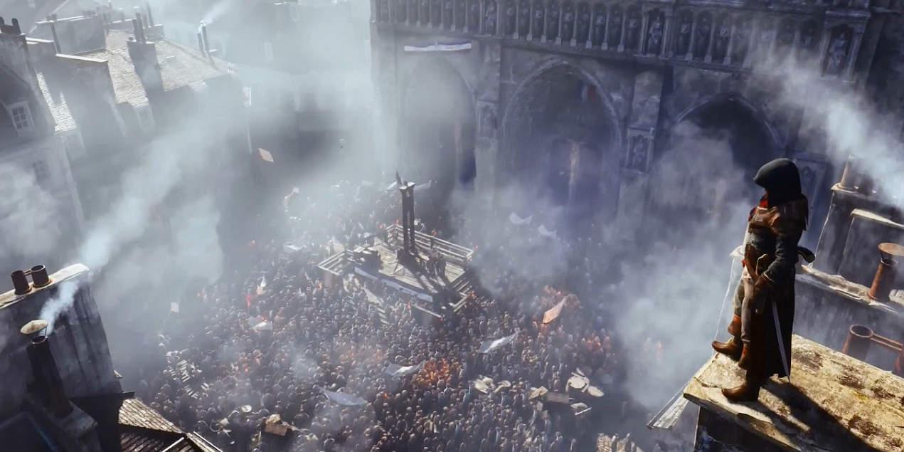 Assassin's Creed sembra tutta un'altra cosa solo su next-gen