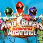 Bandai Namco annuncia Power Rangers Super Megaforce