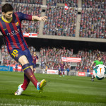 FIFA 15: video gameplay di una partita completa