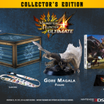 Monster Hunter 4 Ultimate – limited edition per gli USA