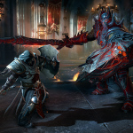 Video gameplay per Lords of the Fallen