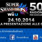 Super Smash Bros. Wii U: 50 ragioni per giocare – diretta streaming