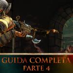 Guida completa a Nosgoth, parte 4: equipaggiamento e tattiche per l'Hunter