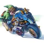 [Update] Mario Kart 8: svelata la moto di Link