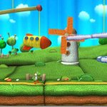 Super Smash Bros. per Wii U: stage dedicato a Yoshi's Woolly World