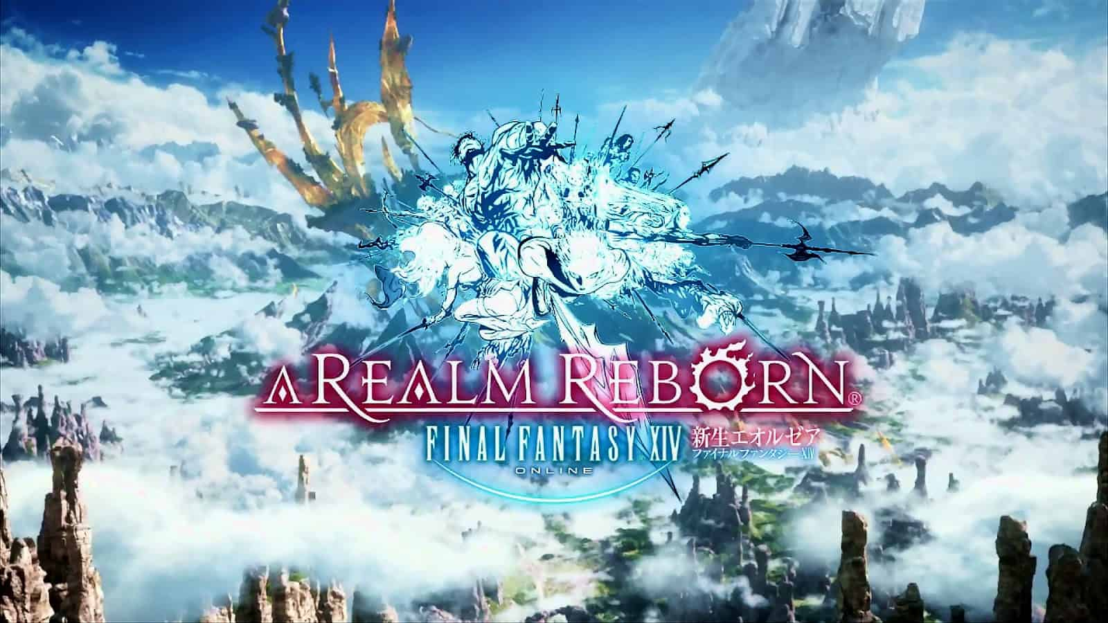 Final fantasy xiv a realm reborn free trial in arrivo sulle console