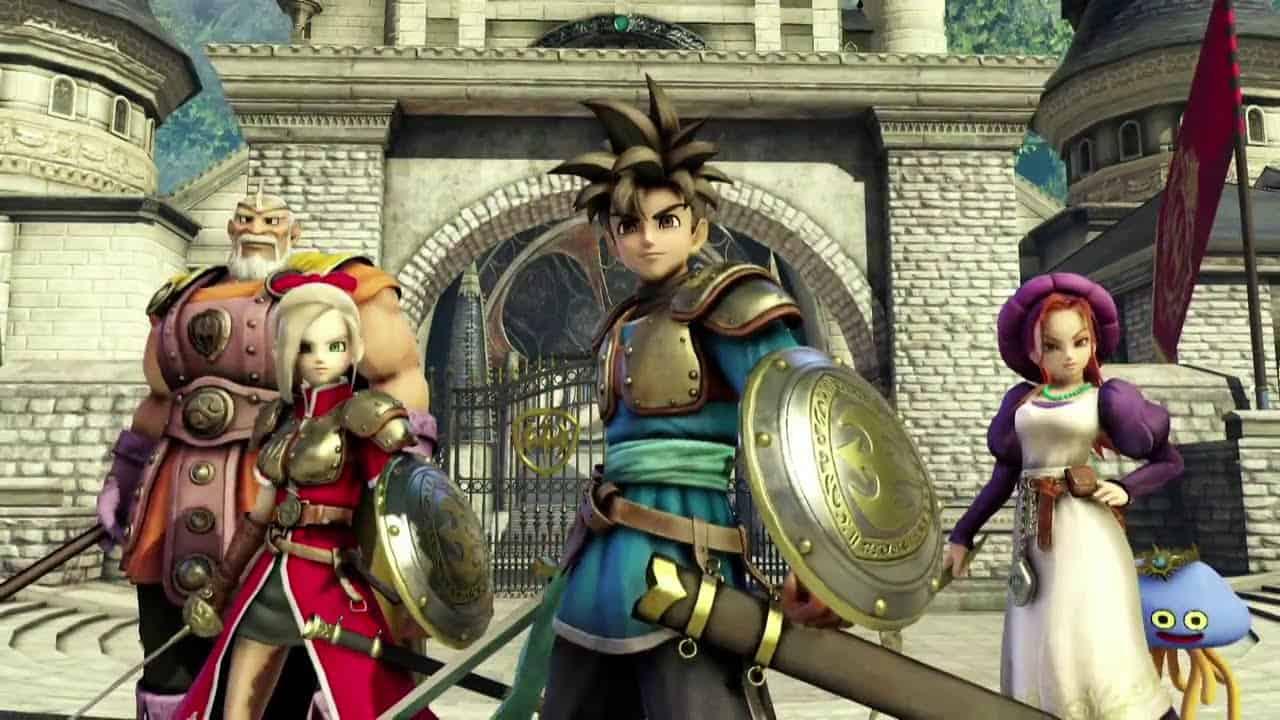 Non solo Final Fantasy XV al Jump Festa 2015