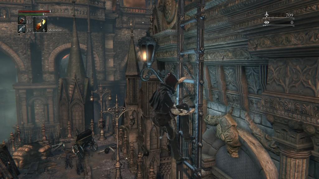 Bloodborne screenshot 13