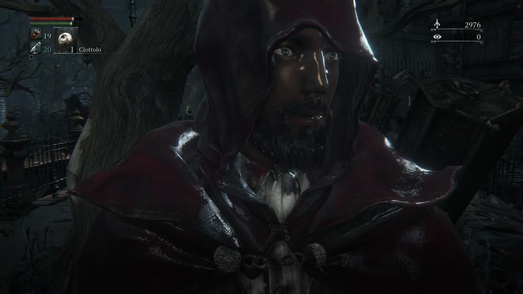 Bloodborne screenshot 15