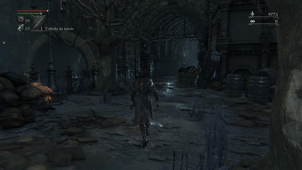 Bloodborne screenshot 3