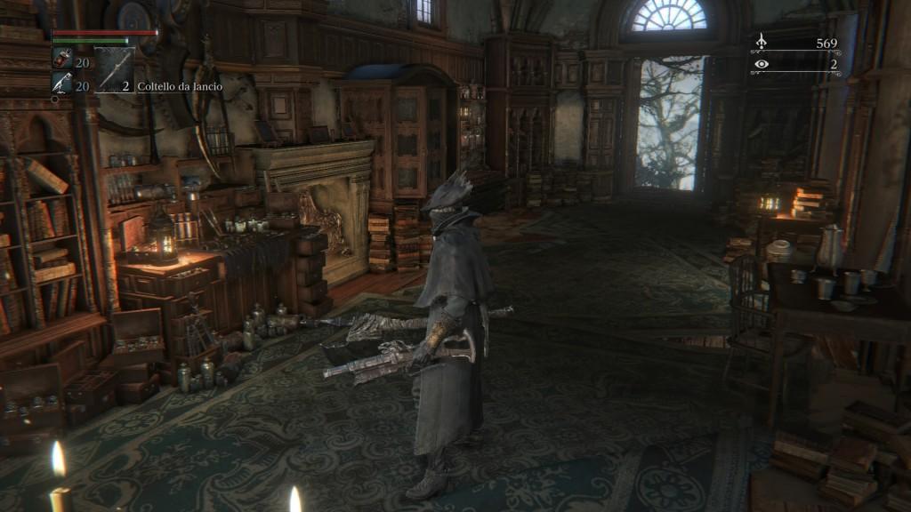 Bloodborne screenshot 11