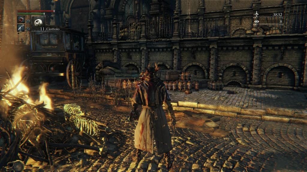 Bloodborne screenshot 16