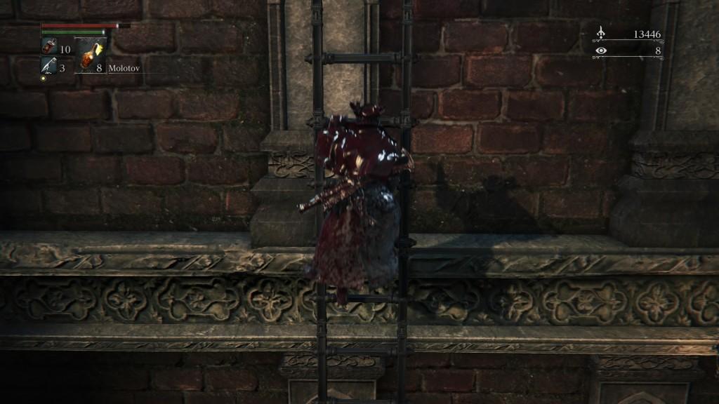Bloodborne screenshot 21