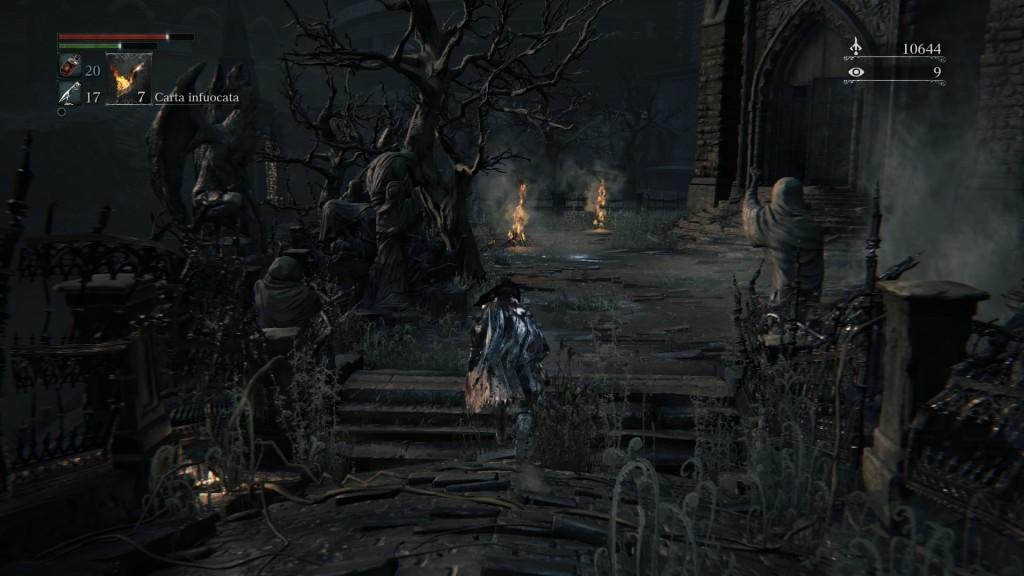 Bloodborne screenshot 12