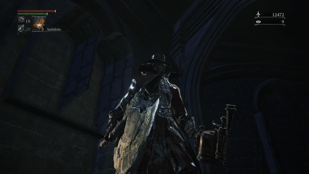 Bloodborne screenshot 14