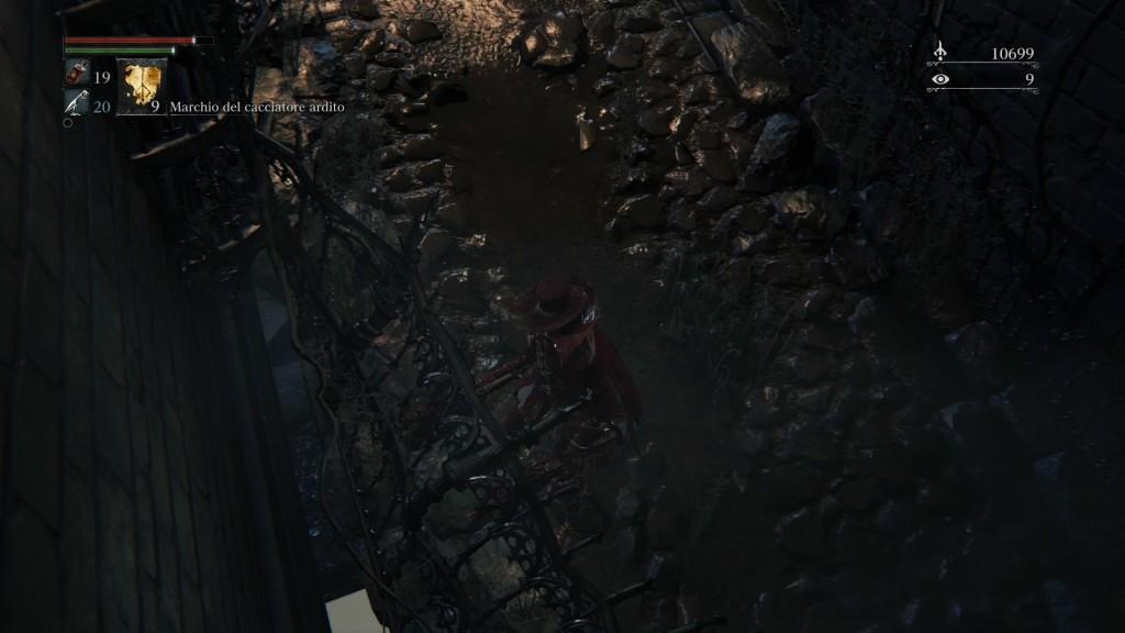 Bloodborne screenshot 23