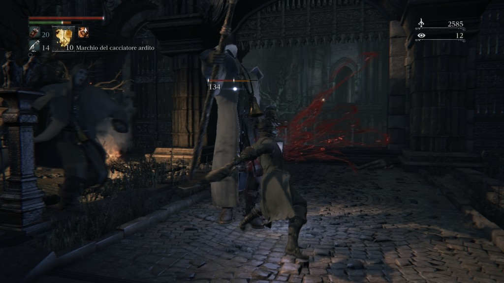 Bloodborne screenshot 4