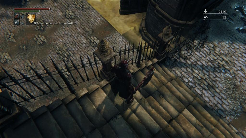 Bloodborne screenshot 22