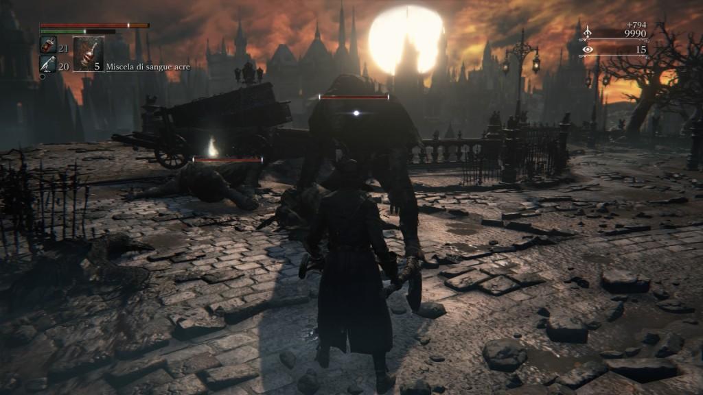 Bloodborne screenshot 1