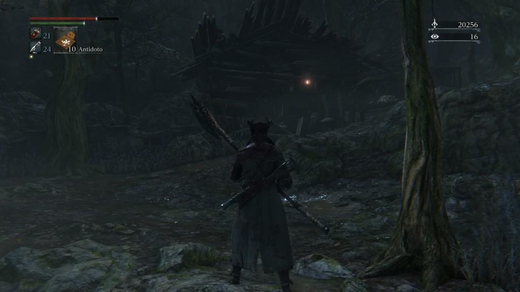 Bloodborne screenshot 18