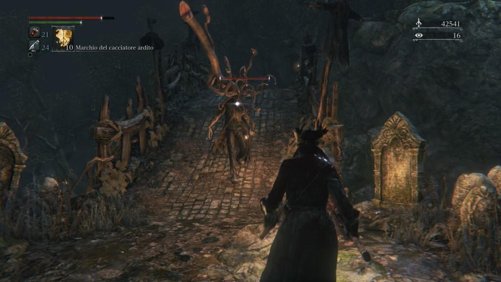 Bloodborne screenshot 26