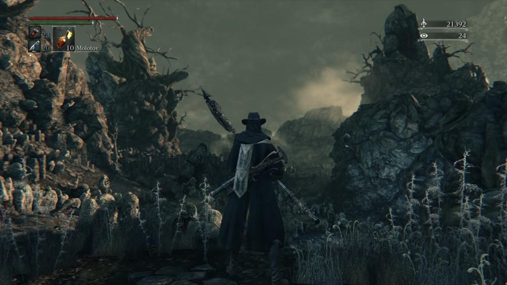 Bloodborne screenshot 8